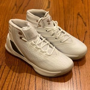 Under Armour Curry 3 Sneakers Youth 5Y / Womens 7